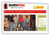 mass media & communication Institute website design company South Extension, New Delhi