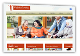 Senior Living Facilities Complex or old age homes website designing company